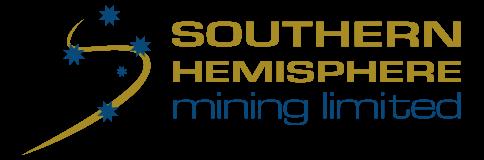 Southern Hemisphere Mining Limited Logo